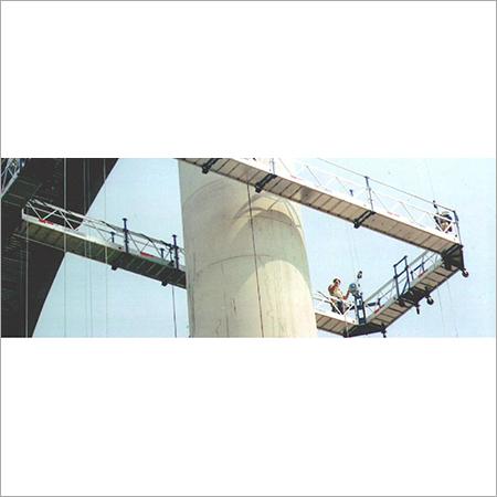 Building Suspended Platform