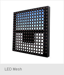 LED Mesh Display