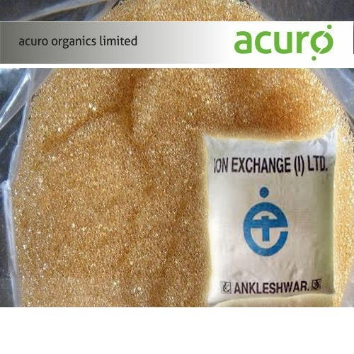 Cation Exchange Resins