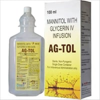 Mannitol with Glycerin IV Infusion