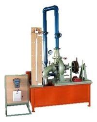 Kaplan turbine test rig capacity : 2HP (A.C motor)