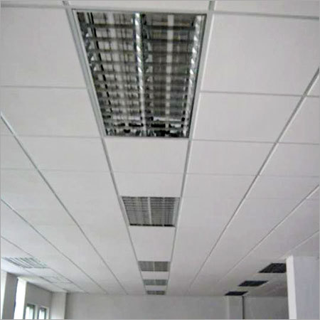2 X 2 Grid False Ceiling