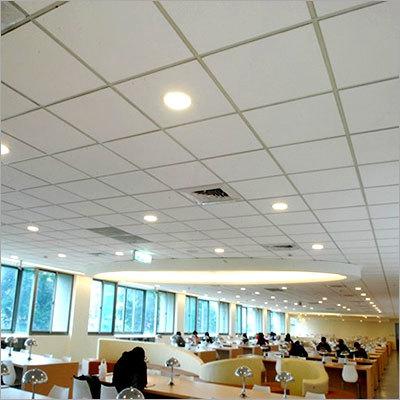 Grid False Ceiling For Office Mall