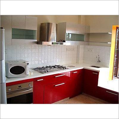 Modular Kitchen Work