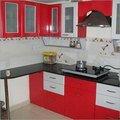PVC Kitchen Work