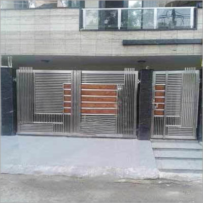 S.S. Gate