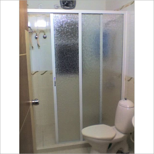 Shower Enclosure Glass Or Aluminum