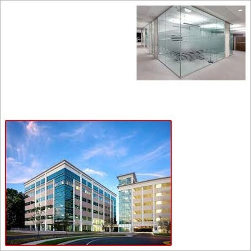 Glass Partition For Offices