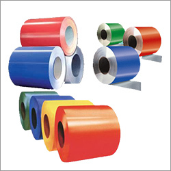 Colour Coated Coils And Sheets