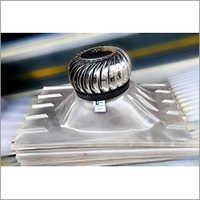 Turbo Ventilator and Base Plate