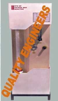 RTD  Packed Bed Reactor Apparatus