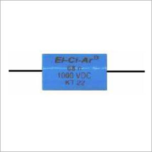 Film Foil Polyester Capacitor
