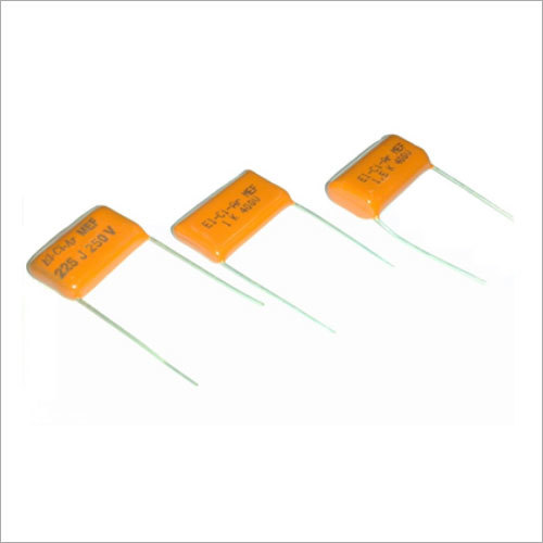 MPT Metallized Polyester Capacitors