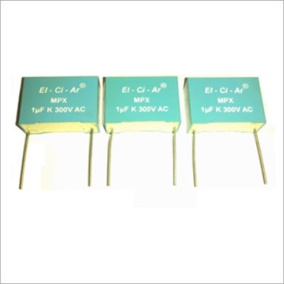 X2 Capacitors - MPX 300VAC