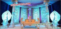 Royal Decor Wedding Stage