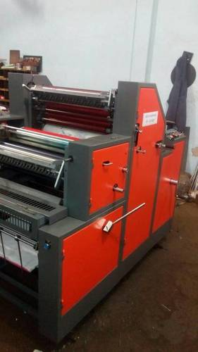 Double Color Non Woven Printing Machine