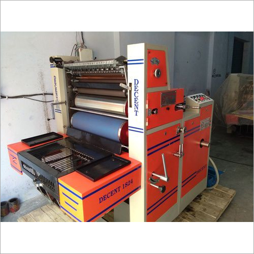 Offset Carry Bag Printing Machine