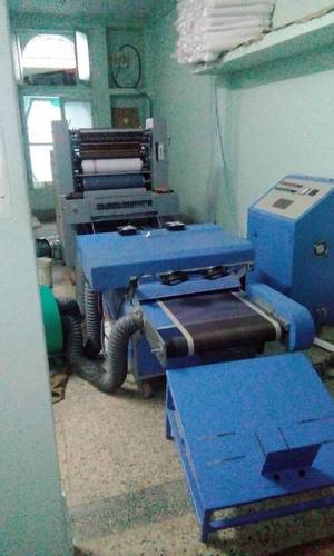 Automatic Poly Offset Printing Machine