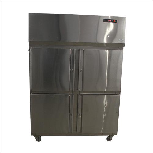 Commercial Four Door Kitchen Refrigerator