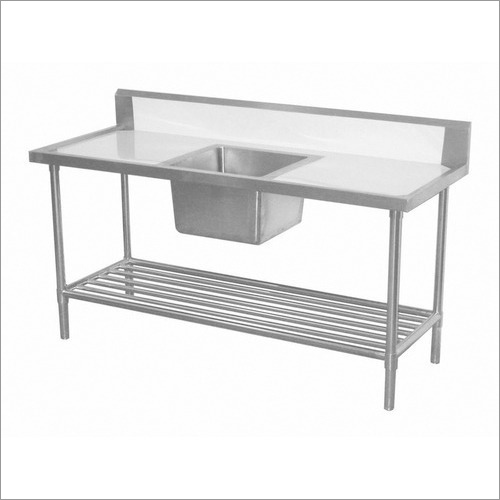 Commercial Kitchen Sink Work Table