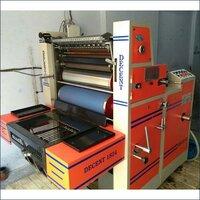 D Cut Non woven Bag Printing Machine