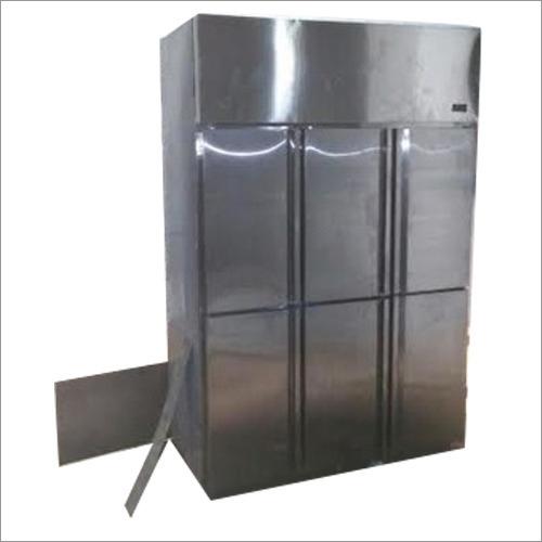 Commercial Six Door Kitchen Refrigerator