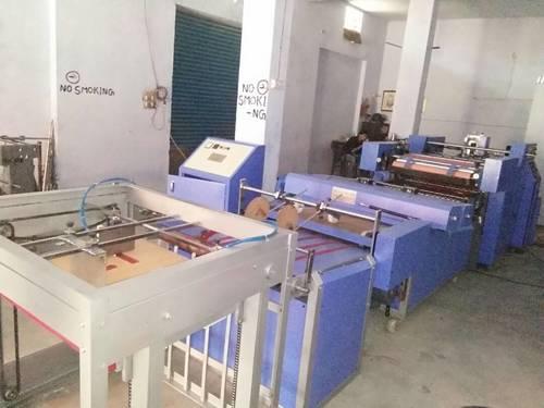 Aqueous and UV Coating  Machine