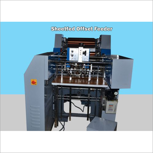 Offset Color Printing Machine