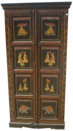 Painted Furniture Almirah