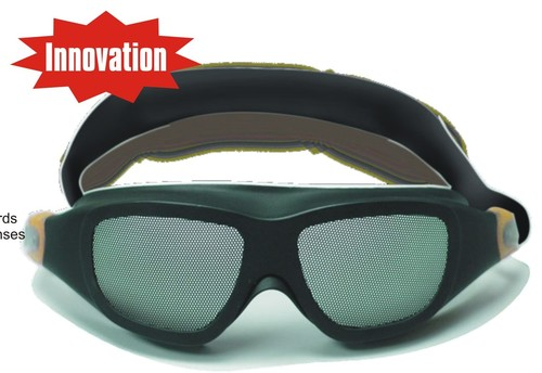 Safe Eye Mesh Goggles