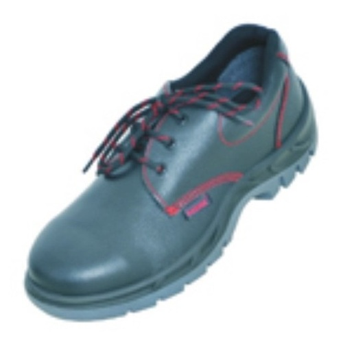 Foot Protection Leather Safety Shoe with Steel/carbon Composite Toe Cap Details