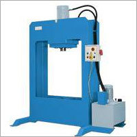 Hydraulic Press With Automation