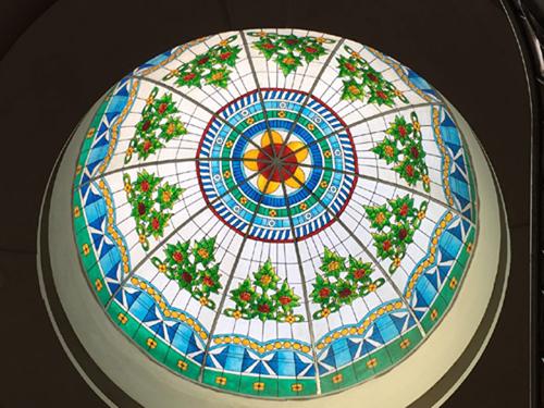 Shriya F.R.P Dome