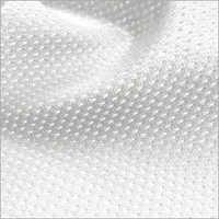 White Micro Mesh Fabric