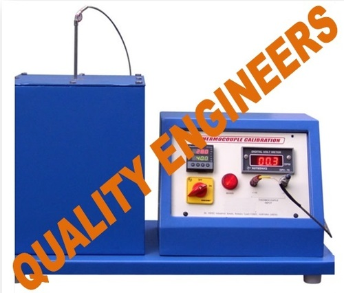 Calibration Of Thermocouples & Thermometer