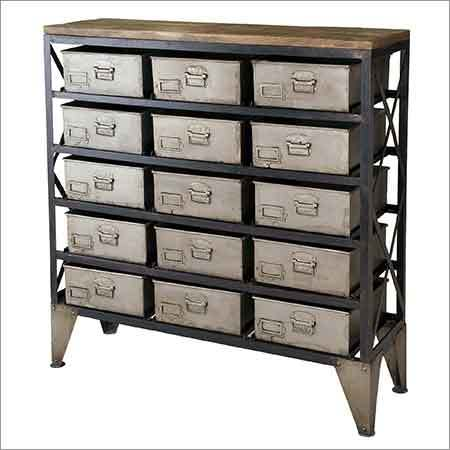 15 Tray Industrial Chest
