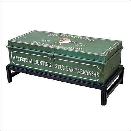 Metal Trunk Box