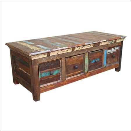 Drawer Coffee Table