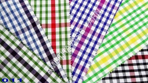 Yarn Dyed Cotton Fabrics