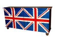 UNION JACK SIDEBOARD