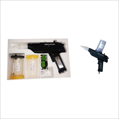 Industrial Powder Coating Gun