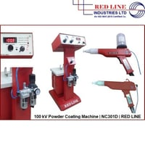 Industrial Electrostatic Powder Coating Machine