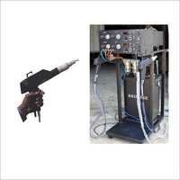 Commercial Electrostatic Powder Coating Machine