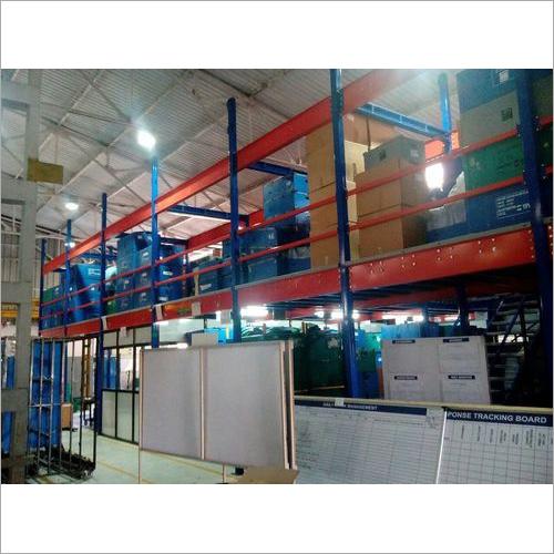 Mezzanine Floor and Lofts