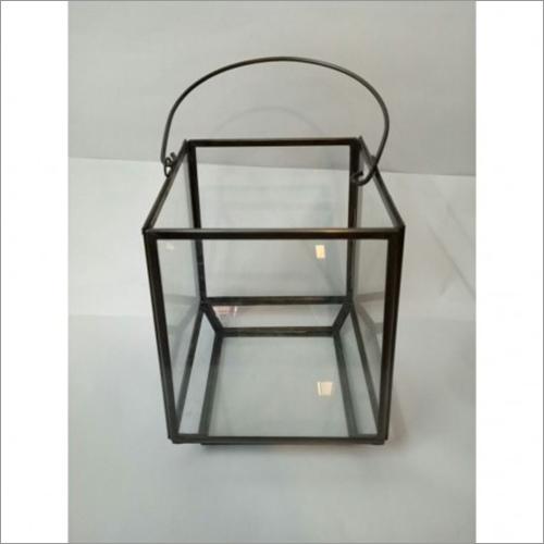 Terrarium 12 Inchs Iron And Glass