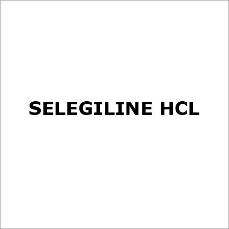 Selegiline HCL
