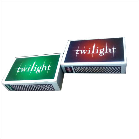 Twilight Safety Matches