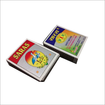 Saras Safety Matches Box