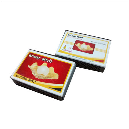 Sachha Moti Safety Match