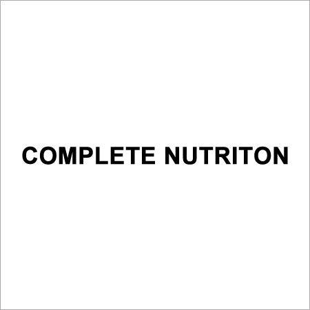 Complete Nutriton